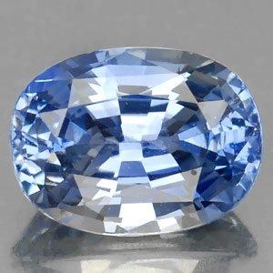 100% Natural 1.73ct Ceylon Blue Sapphire