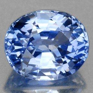 100% Natural 1.60ct Ceylon Blue Sapphire