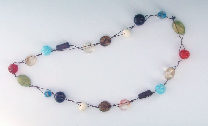 Eclectic Charm Necklace