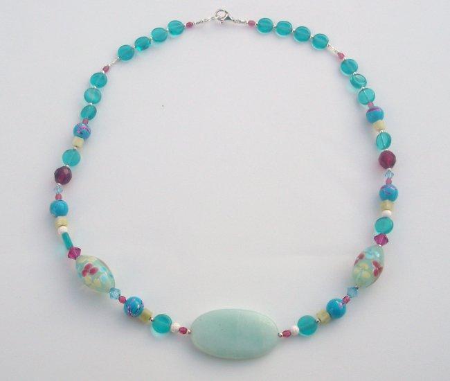 Spring Beauty Necklace