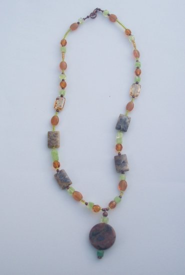 Autumn Eve Necklace