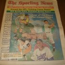 The Sporting News August 1, 1983 issue Hall of Fame 1983 on Cover