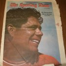 The Sporting News January 8, Lee Trevino The Sporting News Man of Year on Cover
