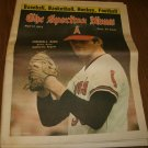 The Sporting News May 17, 1975 issue  Nolan Ryan California Angels on Cover