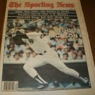 The Sporting News August 2, 1980 issue Reggie Jackson NY Yankees