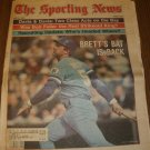 The Sporting News May, 16. 1983 issue George Brett KC Royals On Cover