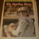 The Sporting News December , 25, 1976 issue Bert Jones Baltimore Colts  on Cover