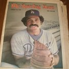 The Sporting News August 26, 1978 Davey Lopes LA Dodgers on Cover