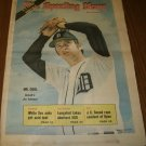 The Sporting News June 16, 1973 issue Joe Coleman Detroit Tigers on Cover