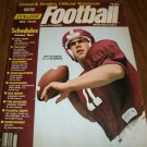 College Football Steet and Smith's 1978 Yearbook Jeff Rutledge U of Alabama