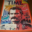 Time Magazine November 29, 1980 issue Poland's Lech Walesa