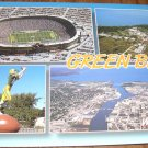 Green Bay Packers Lambeau Field and Town