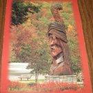The Sequoyah Statue  Cherokee Indian Chief Cherokee, NC
