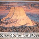 First American National Monument Devils Tower Black Hills, Wyoming
