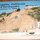 Earthquake Los Angeles, California 6.8 January 17, 1994