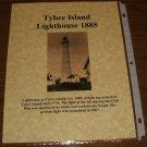 Tybee Island Lighthouse 1885