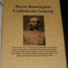 Confederates States of America General Pierre Beauregard