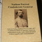 Confederates States of America General Nathan Forrest