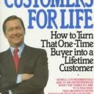Customers for Life by Carl Sewell, Paul B. Brown (19...