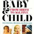 Your Baby and Child by Penelope Leach (1989, Paperback)