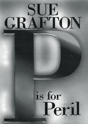 P Is for Peril by Sue Grafton (2001, Hardcover)