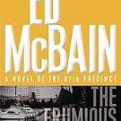 The Frumious Bandersnatch by Ed McBain (2004, Hardco...