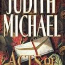 Acts of Love by Judith Michael (1998, Paperback, Rep...