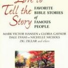 I Love to Tell the Story by Donna Albrecht (1999, Pa...