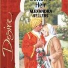 The Sultan's Heir by Alexandra Sellers (2001, Paperb...