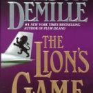 The Lion's Game by Nelson Demille (2000, Hardcover)