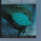 College Algebra by David J. Ellenbogen, Judith A. Be...