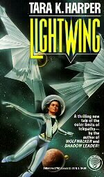 Lightwing by Tara K. Harper (1992, Paperback)