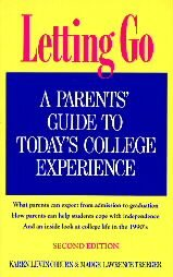Letting Go by Karen Levin Coburn, Madge Lawrence Tre...
