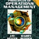 Principles of Operations Management by Barry Render,...