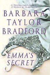 Emma's Secret by Barbara Taylor Bradford (2004, Hard...