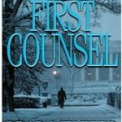 First Counsel by Brad Meltzer (2001, Hardcover)