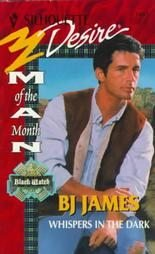 Whispers in the Dark by B.J. James (1997, Paperback)