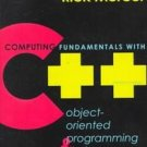 Computing Fundamentals With C++ by Rick Mercer (1998...