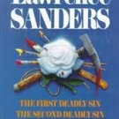 Three Complete Novels by Lawrence Sanders (1993, Har...