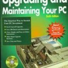 Upgrading and Maintaining Your PC by Hans-Georg Vedd...
