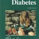 Diabetes by Gail Stewart (1999, Reinforced Hardcover)