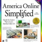 America on Line Simplified (2000, Paperback, Illustr...