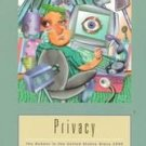 Privacy by Gerald W. Nash, Philippa Strum, Richard W...