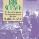 Before Big Science by Mary Jo Nye (1999, Paperback, ...