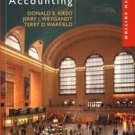 Intermediate Accounting Excel Working Papers by Dona...