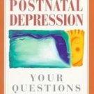 Post-Natal Depression by Erika Harvey (1999, Paperback)