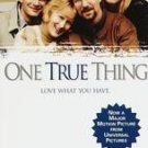 One True Thing by Anna Quindlen (1995, Paperback)
