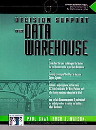 Decision Support in the Data Warehouse by Hugh J. Wa...