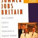 Peterson's Summer Jobs Britain 2000 (2000, Paperback)