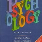 Psychology by Joseph J. Palladino, Stephen F. Davis ...